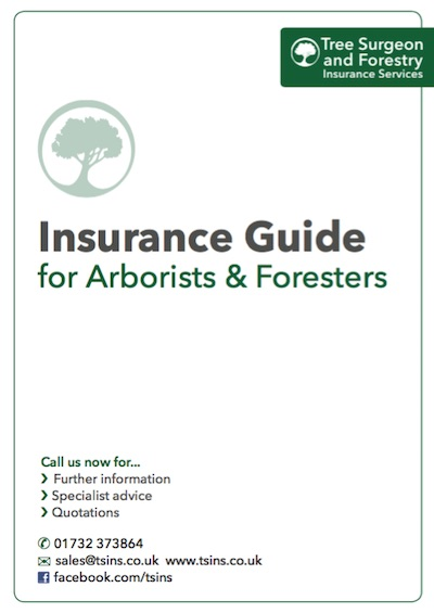 insurance guide for tree surgeons